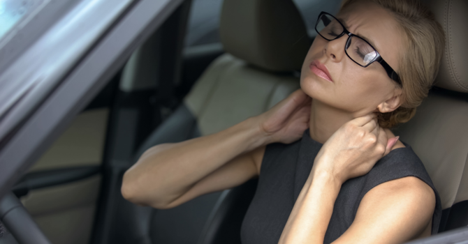 What You Need to Know About Delayed Pain After a Car Accident image